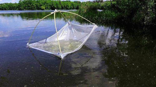 Паук для рыбалки своими руками: как сделать рыболовный подъемник для ловли летом или весной