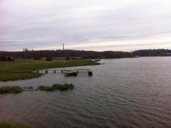 Рыбалка в Высоково Чеховский район