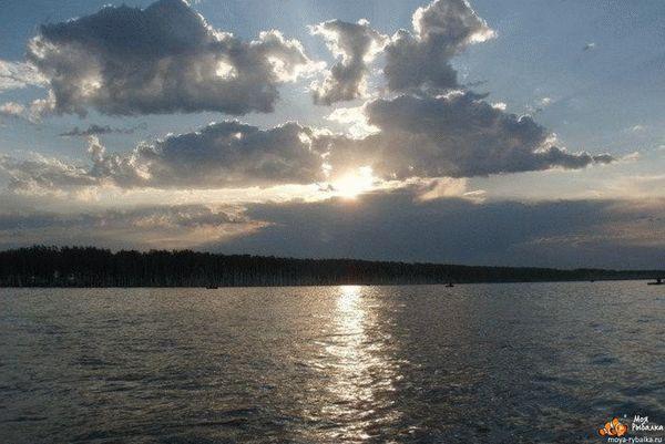 Лучшие места для рыбалке в Челябинской области