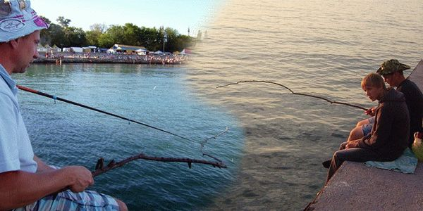 Рыбалка в евпатории 2019