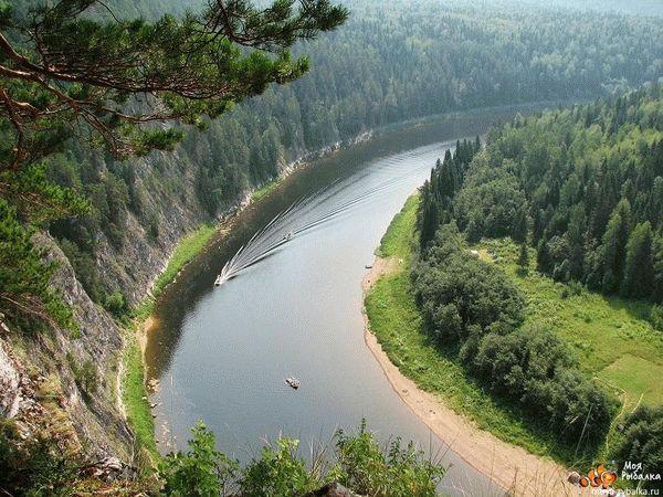 Рыбалка в Екатеринбурге и Свердловской области